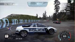 NFS: Hot Pursuit - [SCPD] Charged Attack