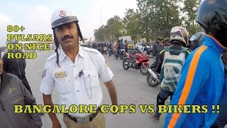 Good or bad cop ?? you decide !!  | Bangalore reactions 45