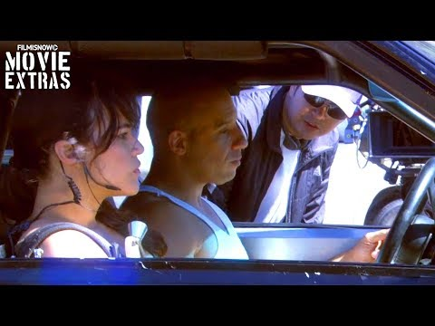 Go Behind the Scenes of Fast & Furious (2009)