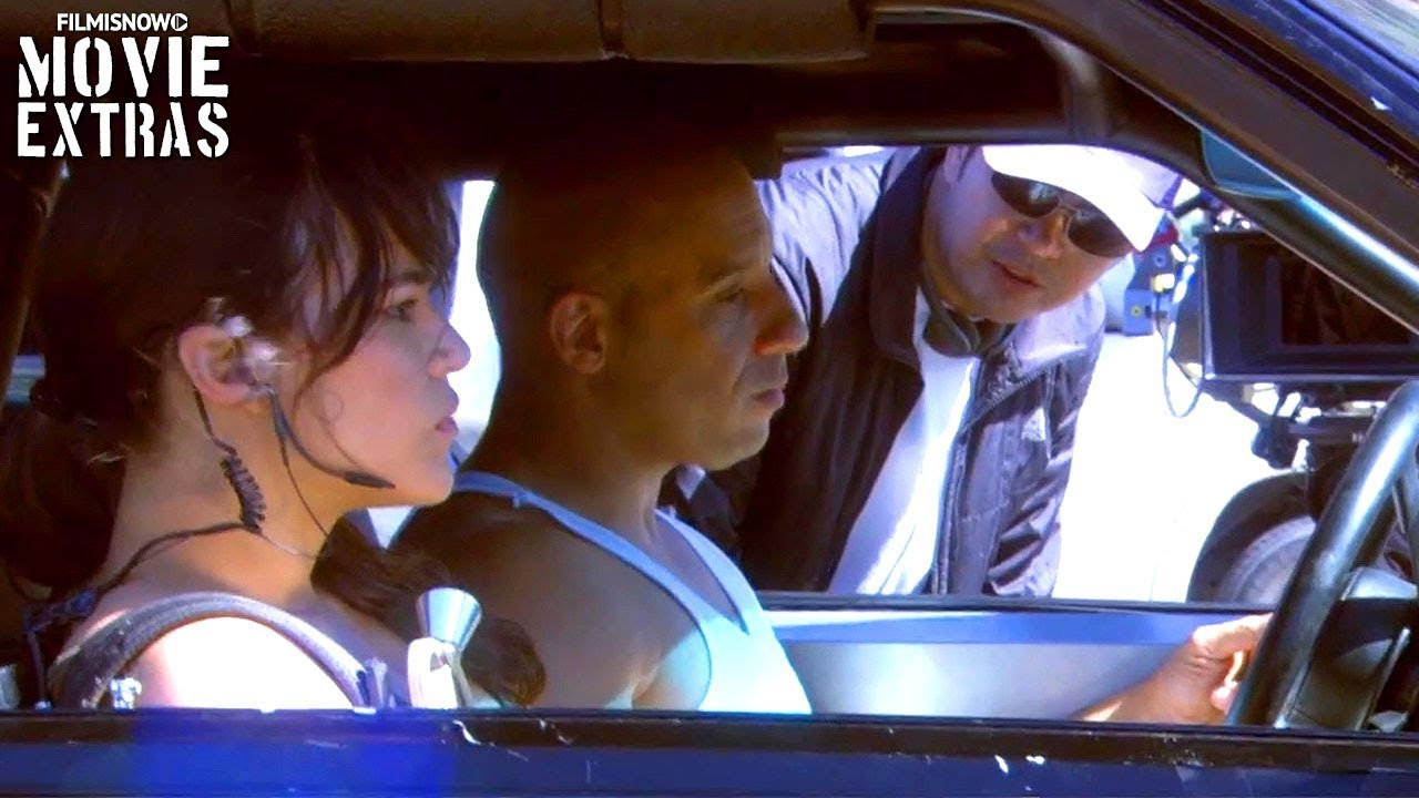 Go Behind The Scenes Of Fast Furious 2009 Youtube