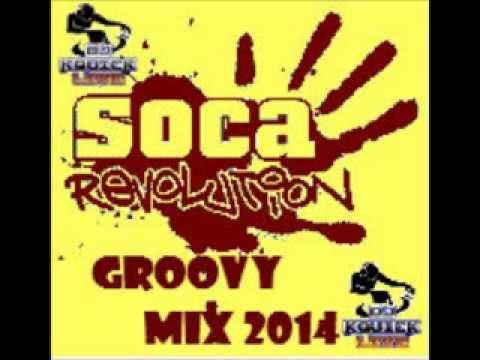 DJ KQUICK LIVE SOCA REVOLUTION GROOVY MIX 2014