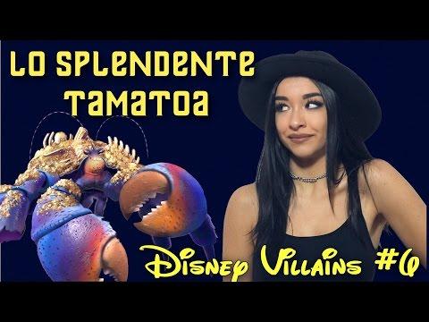 Lo Splendente Tamatoa - Oceania || Female Cover By Luna || Shiny Italian Version