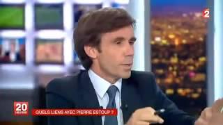 Bernard Tapie Face à David Pujadas L'énorme Clash Du JT