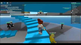 People insulting Christians on Roblox?