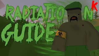 EVERYTHING YOU NEED TΟ KNOW ABOUT RADIATION (UNTURNED GUIDE)