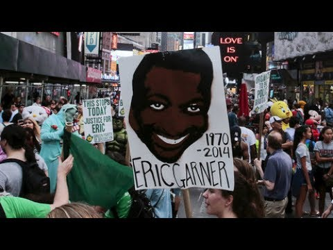 America remembers Eric Garner's death 3 years ago today