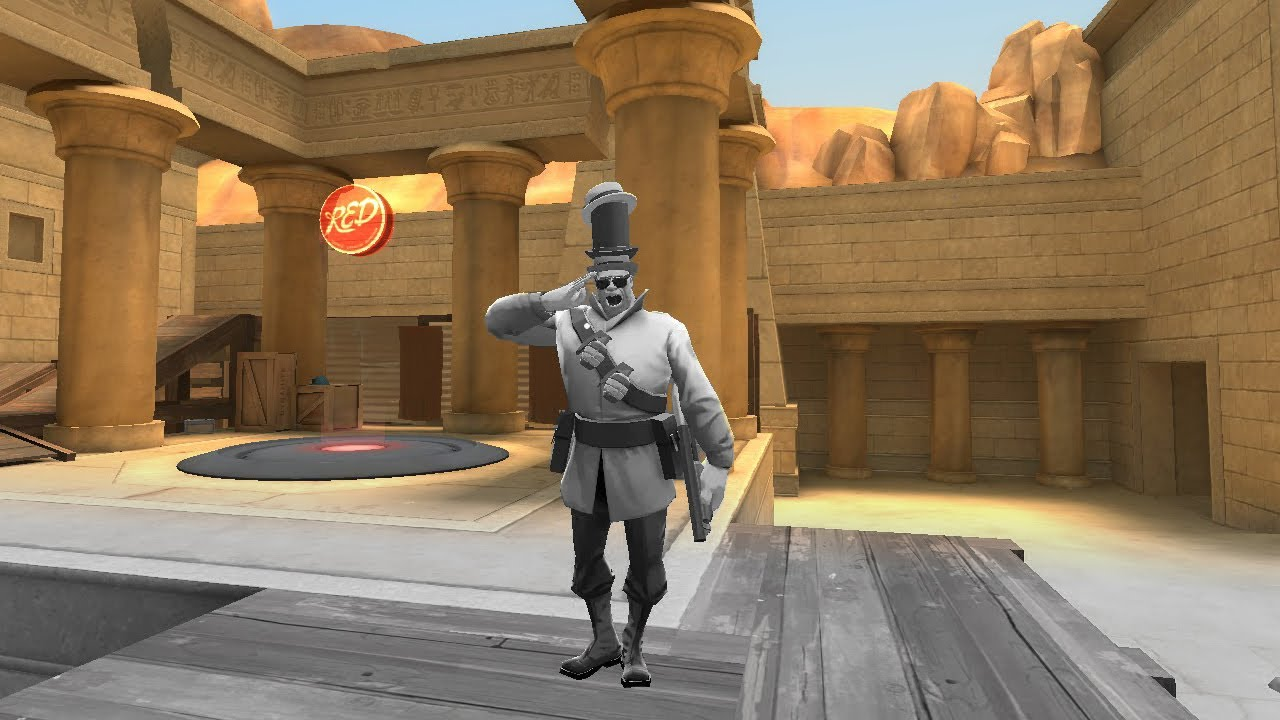 Games for colorblind - Tf2 Commentary Colorblindness In Games