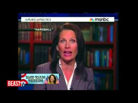 Michele Bachmann's Most Outrageous Comments