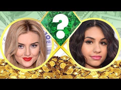 WHO'S RICHER? - Perrie Edwards or Alessia Cara? - Net Worth Revealed