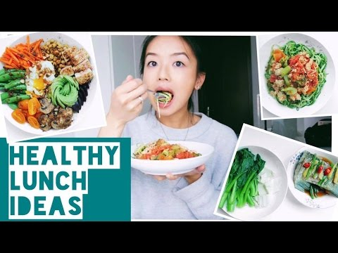 HEALTHY LUNCH IDEAS   WEIGHTLOSS + STAYING FIT 💕