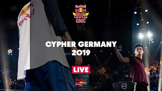 FULL STREAM: Red Bull BC One Cypher Germany 2019