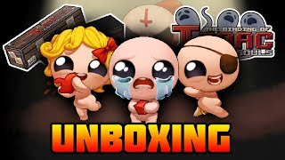 The Binding of Isaac: Four Souls - UNBOXING