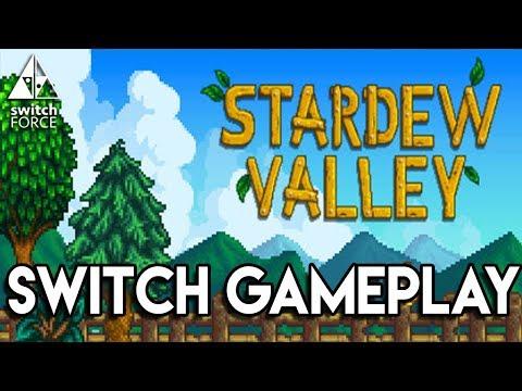 Stardew Valley Switch Gameplay Live Stream!