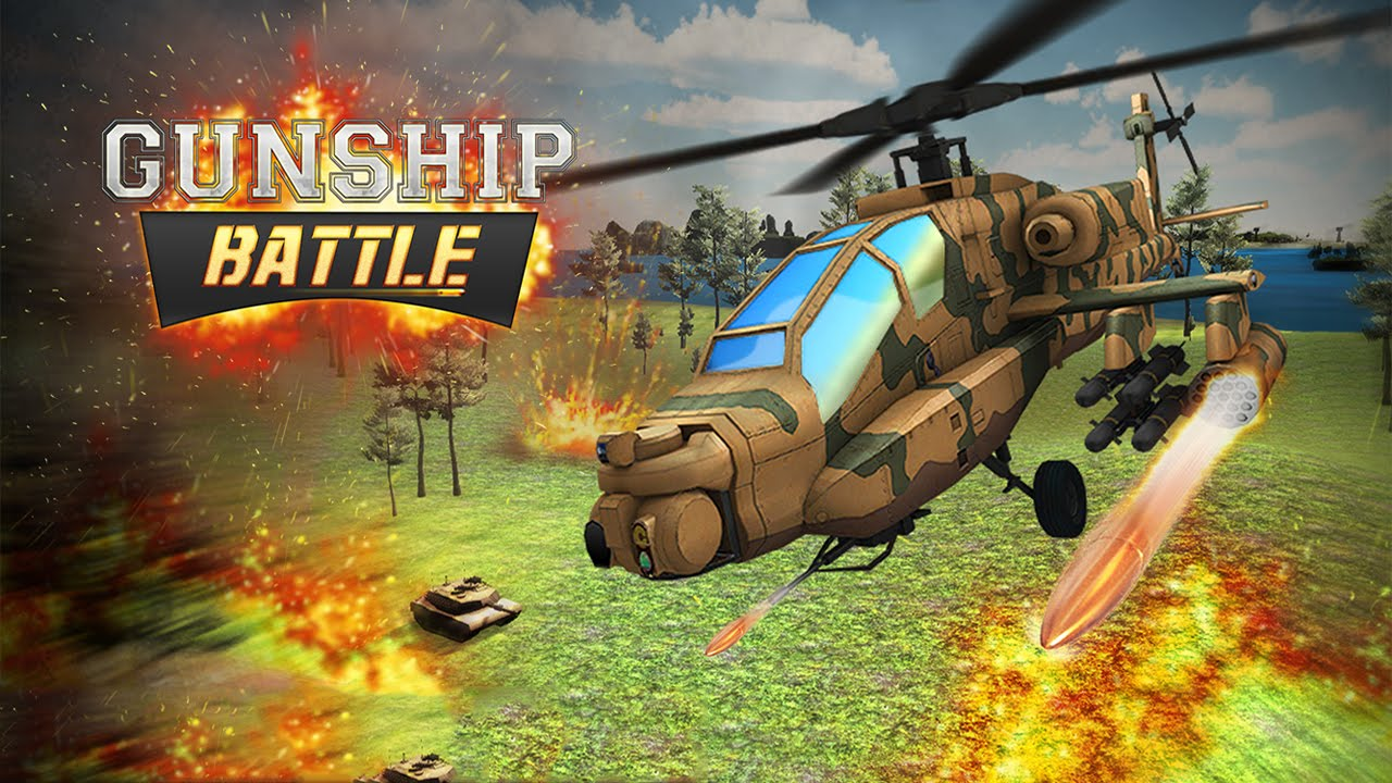 Army Helicopter Gunship Strike By Real Games Android Gameplay Hd Youtube