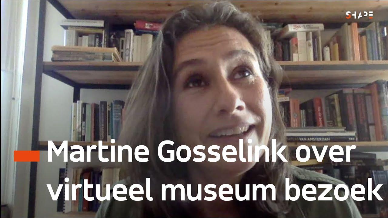 'Virtueel Museumbezoek'   Martine Gosselink   Corona KeukenCast