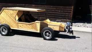 Harley Wood Car