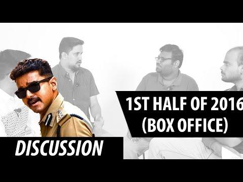 Cinema Pesalam - E 17 | Tamil Cinema ; 1st Half of 2016 | Box Office