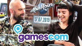 Infos zur Gamescom 2019 & der Indie Arena Booth | MoinMoin mit Fabian, Tino Hahn & Valentina Birke