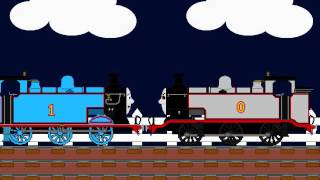 The Untold Story Of Timothy - Thomas Meets Timothy, Animated