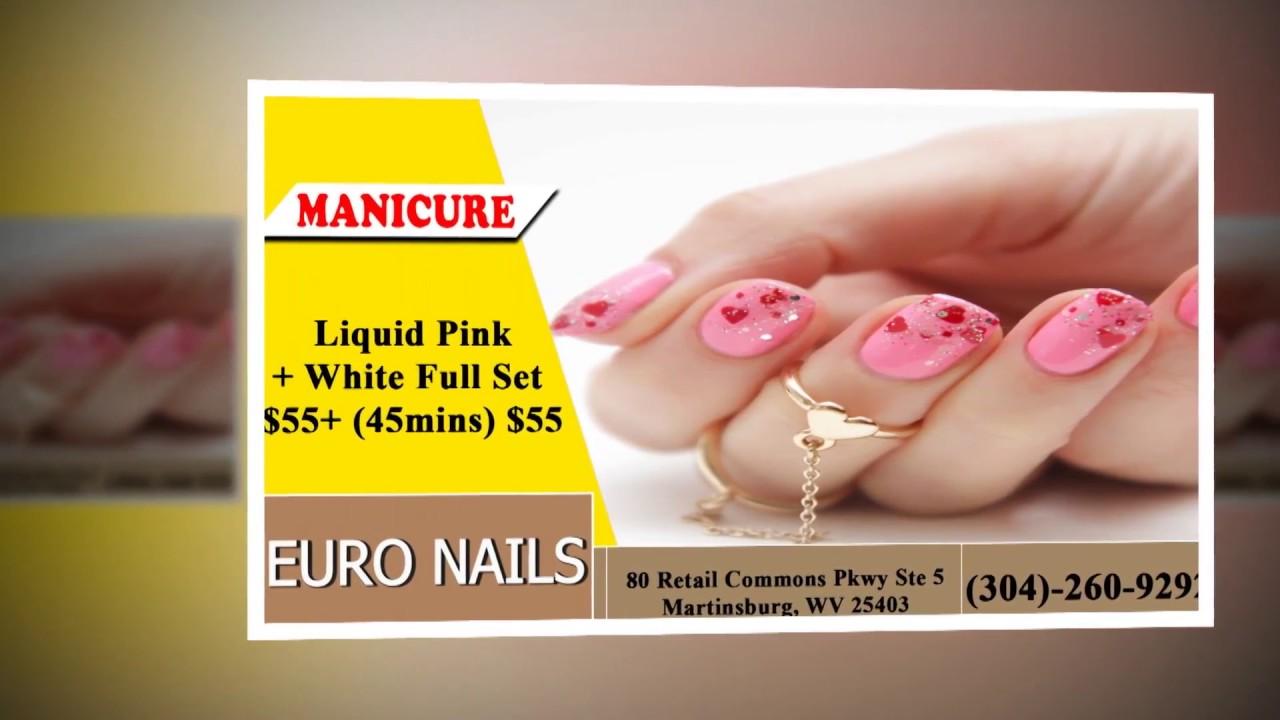 Nail Salon Martinsburg, WV 25403 Phone (304) - 260 - 9292 - YouTube