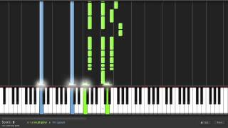 How to Play Til Kingdom Come by Coldplay on Piano