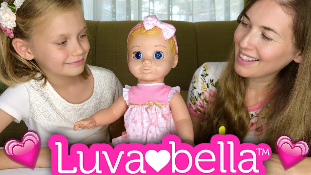 💖Skye & Mommy Play With New Luvabella Doll!💖