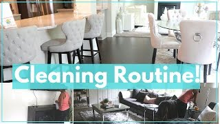 ULTIMATE CLEAN WITH ME | CLEANING ROUTINE 2019