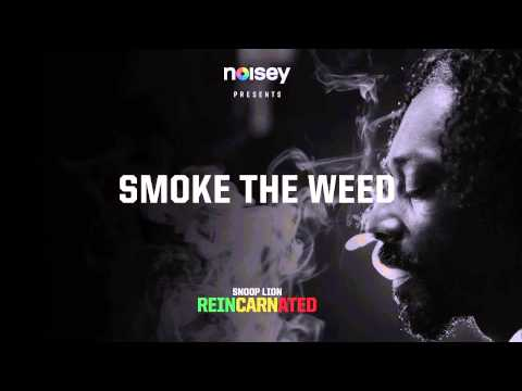 Snoop Lion - Smoke The Weed (Reincarnated Album) HD