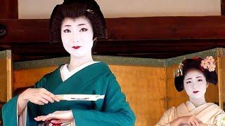 上七軒芸・舞妓奉納舞 上七軒夜曲 北野天満宮節分祭 2016 Dedication dance of Geiko and Maiko