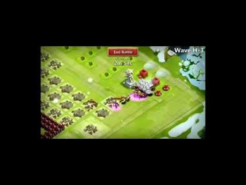 Castle Clash Th 15 Best Base Design For Hbm