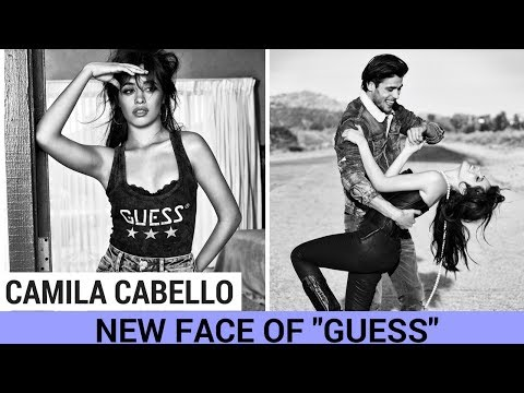 "Camila Cabello Named The New Face Of ""Guess"""
