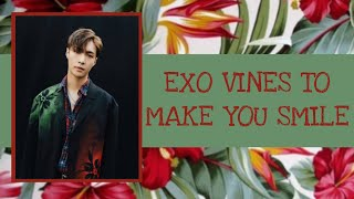 EXO vines to make you smile pt.23