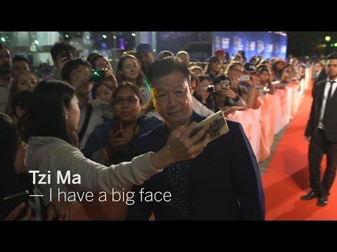 TZI MA I have a big face  TIFF 2016
