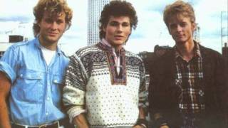 A-ha - Driftwood live at Hammersmith 1986
