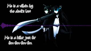 Nightcore ~ Criminal [Lyrics]