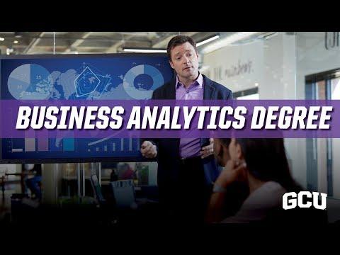 GCU Online Degree Programs   Online Business Analytics Programs