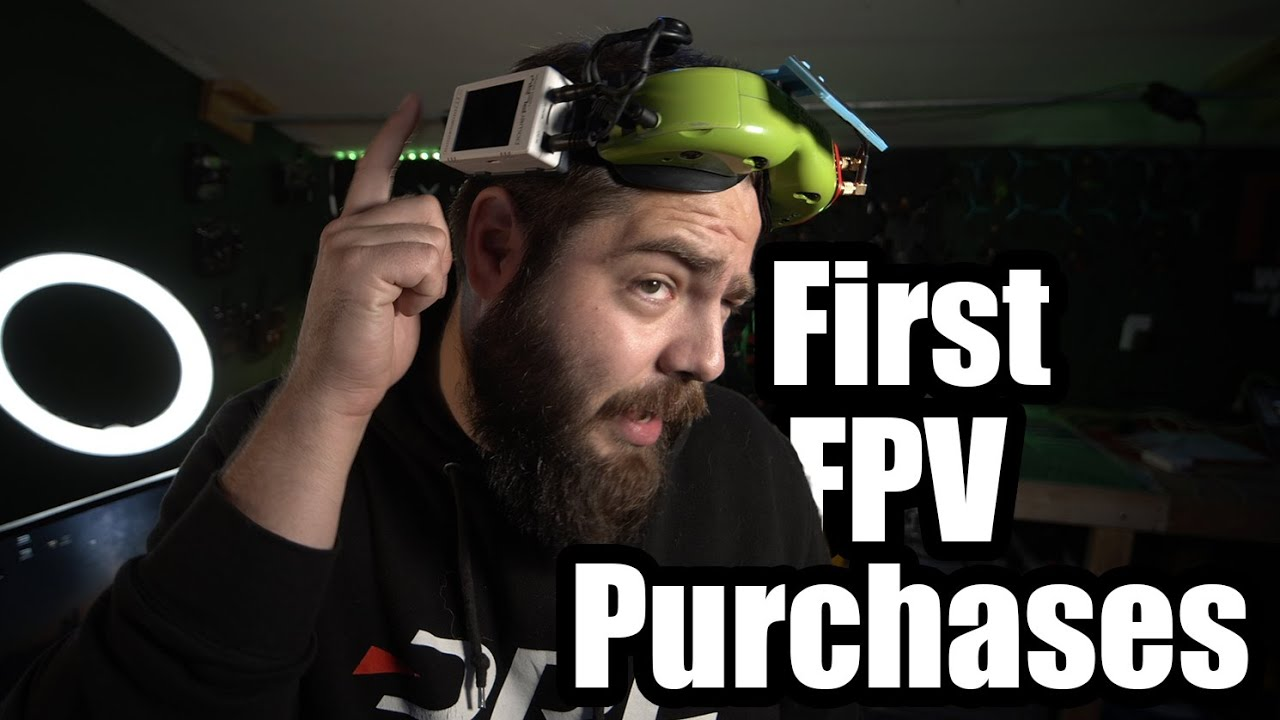 Download The First things you should buy when getting into FPV