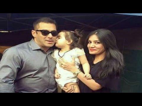 Aww! A Baby Kissing Salman Khan's Cheek Is Adorable