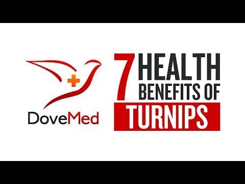 7 Health Benefits Of Turnips