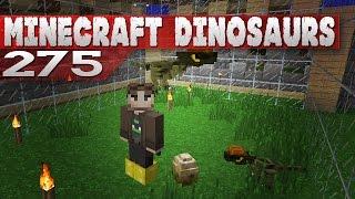Minecraft Dinosaurs! || 275 || Dilophosaurus babies