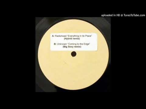 04 - Hybrid - Everything In Its Right Place (Hybrid Remix)