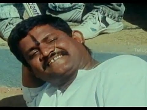 Yamaleela Movie Scenes - Tanikella Bharani being abused for his poetry - Ali, Indraja