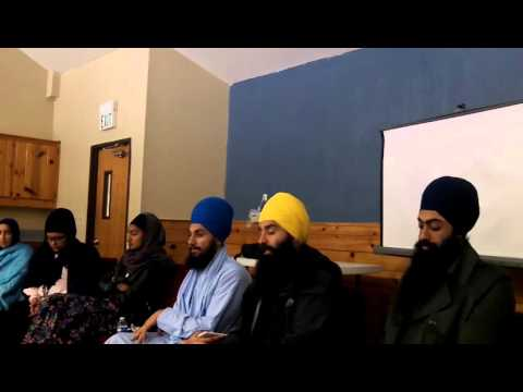WCSC 2015 - Workshop - Basics of Sikhi