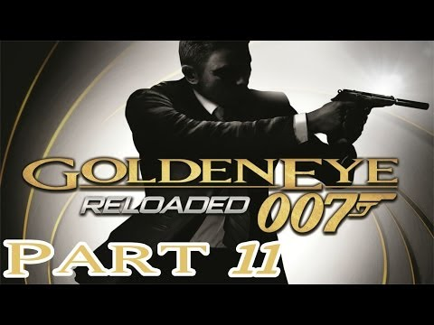GoldenEye 007: Reloaded - Part 11: Memorial Park HD Walkthrough