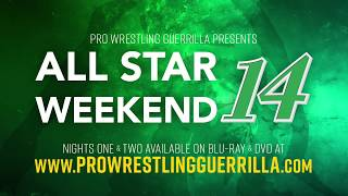 PWG - Preview - All Star Weekend 14 - Night One