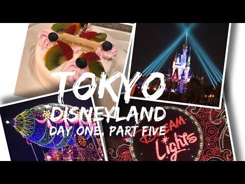 Tokyo Disneyland Vlog - May 2017 - Day 1 Part 5 - Tokyo Disneyland Part 5