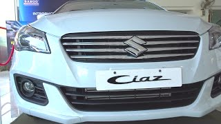 #Cars@Dinos: Maruti Suzuki Ciaz SHVS First Drive, Walkaround (5 colours)