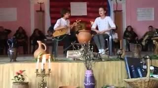 Mariam sreseli & Beqa Sreseli dzaan magari da dzma