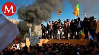 EU pide a sus ciudadanos abandonar Irak tras ataque que mató a general