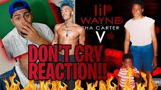 Baixar ITS HERE!! Lil Wayne FT. XXXTENTACION - Don't Cry REACTION (Carter V Album)